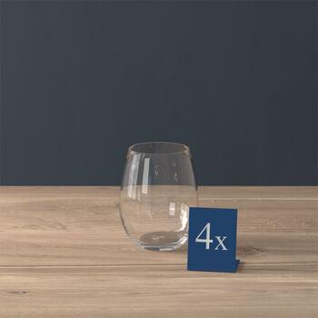Entrée szklanka do wody, 480 ml, 4 szt.