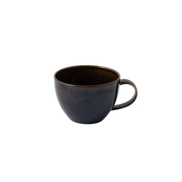 Crafted Denim filiżanka do kawy, niebieska, 250 ml, , large