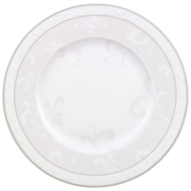 Gray Pearl talerz śniadaniowy, , large