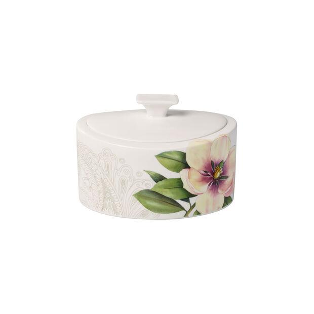 Quinsai Garden Gifts Pojemnik porcelanowy 16x13x10cm, , large