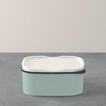 ToGo&ToStay pojemnik na lunch, 13x10x6 cm, prostokątny, miętowy