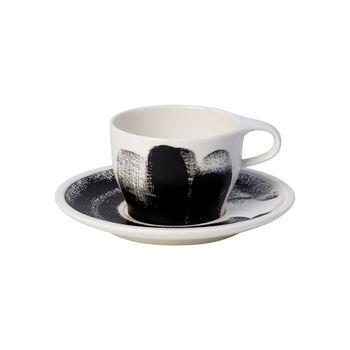 Coffee Passion Awake Filiżanka do cappuccino i spodek 2 cz.