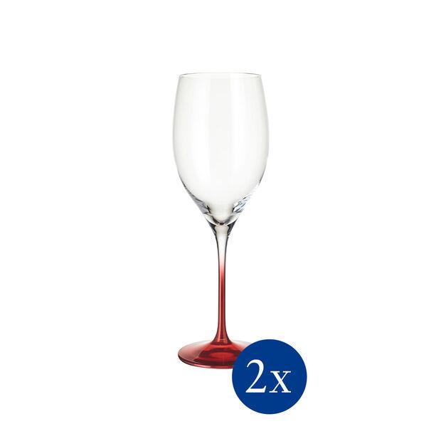 Allegorie Premium Rosewood kieliszek do wina Chardonnay zestaw 2-częściowy 248mm, , large