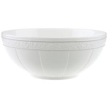 Gray Pearl miska okrągła 21 cm