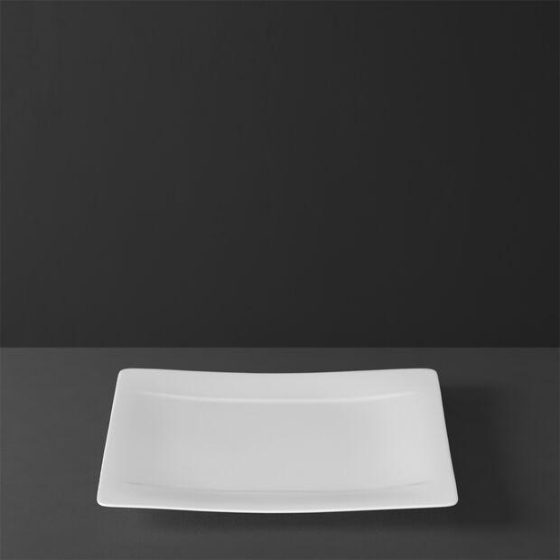 Modern Grace talerz na przekąski 35x35cm, , large