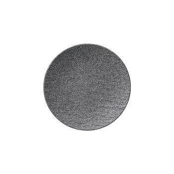 Manufacture Rock Granit talerzyk do pieczywa, 15,5 cm, szary