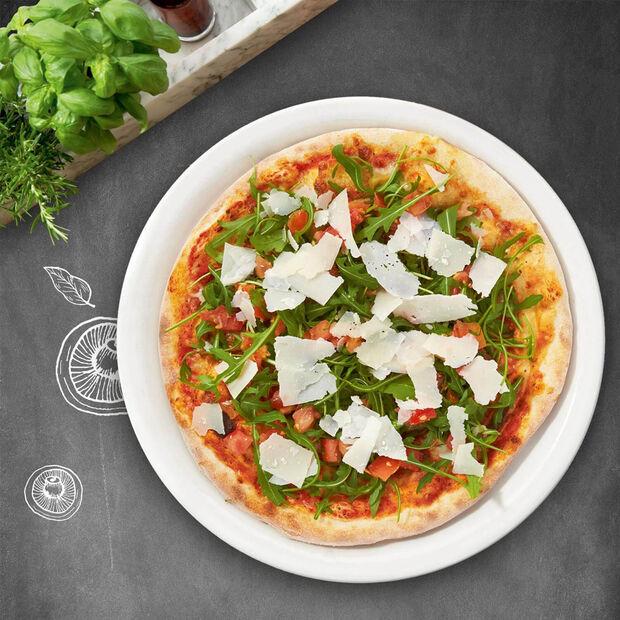 Vapiano zestaw 2talerzy do pizzy, , large