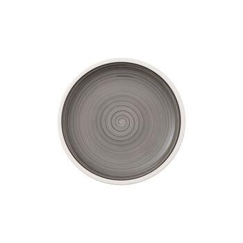 Manufacture gris talerz na pieczywo