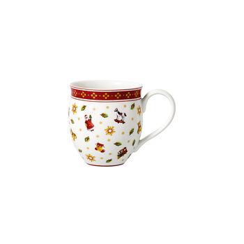 Toy's Delight kubek do kawy ze świątecznymi motywami