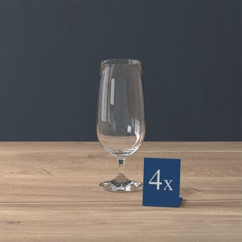 Entrée szklanka do piwa zestaw 4 -częściowy 185mm
