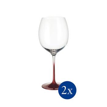 Allegorie Premium Rosewood kieliszek do wina Burgundia zestaw 2 -częściowy 247mm