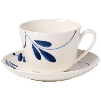 Old Luxembourg Brindille Filiżanka do kawy/herbaty ze spod.2 szt.