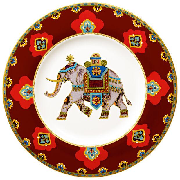 Samarkand Rubin talerz śniadaniowy, , large