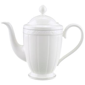 Gray Pearl dzbanek do kawy dla 6 osób