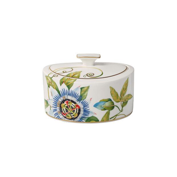 Amazonia Gifts Pojemnik porcelanowy 16x13x10cm, , large
