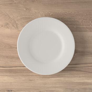 Twist White talerz śniadaniowy