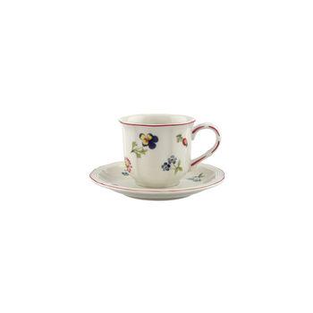 Petite Fleur zestaw do espresso 2 el.