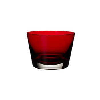 Colour Concept Miska czerwona 120mm 120x84mm