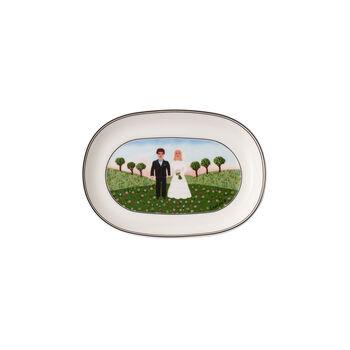 Design Naif talerz na kiszone warzywa 16cm