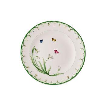Colourful Spring talerz śniadaniowy