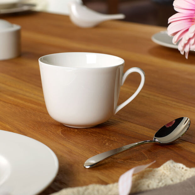 Twist White filiżanka do kawy/herbaty, , large