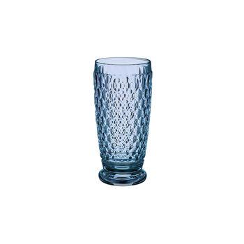 Boston Coloured Szklanka long drink niebieska