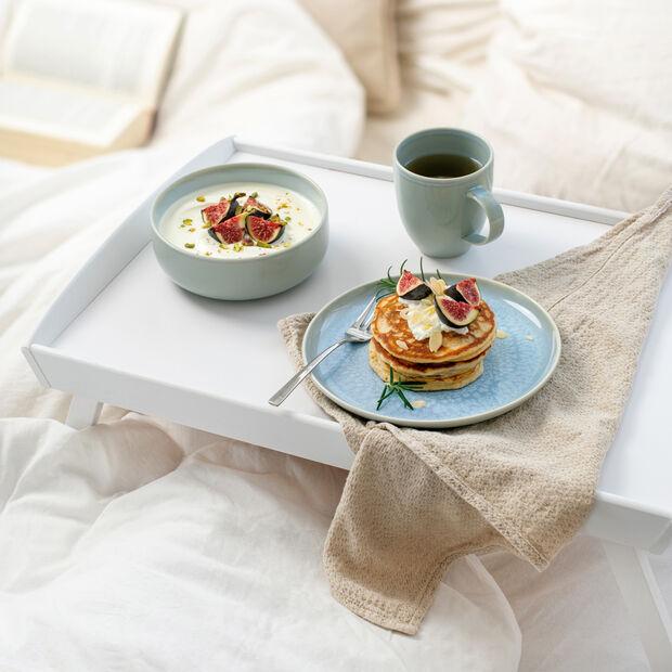 Crafted Blueberry talerz śniadaniowy, turkusowy, 21 cm, , large