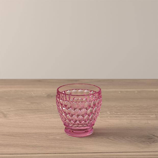 Boston Coloured Kieliszek shot różowy, , large