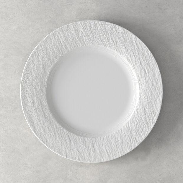 Manufacture Rock Blanc talerz płaski, , large