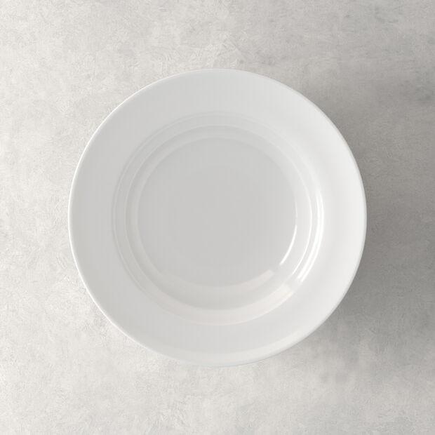 NEO White talerz głęboki 23x23x6cm, , large