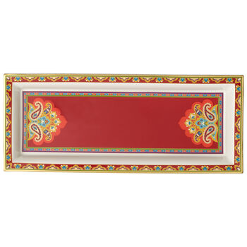 Samarkand Accessories Miska prostok. 25x10cm