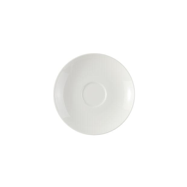 Basic White Spodek do filiżanki do kawy, , large