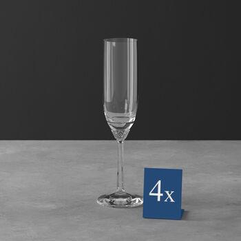 Octavie kieliszek do szampana, 4 szt.