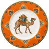 Samarkand Mandarin talerz śniadaniowy, , large
