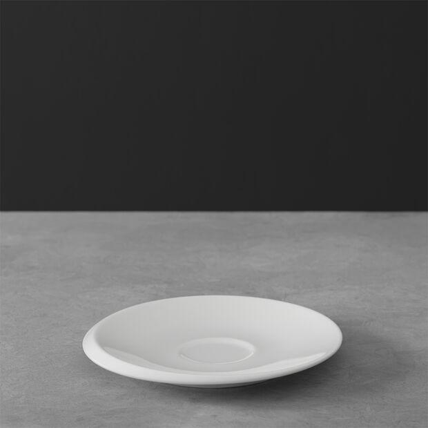 NewMoon spodek do filiżanki do espresso, biały, , large