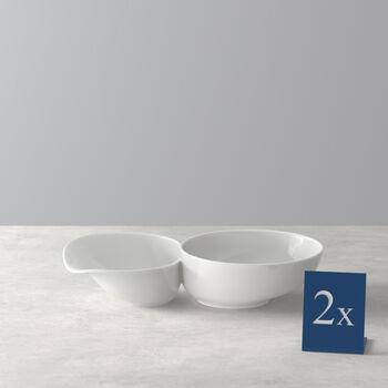 Soup Passion mała miska do zupy zestaw 2-częściowy