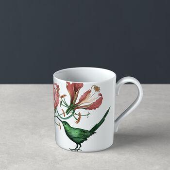 Avarua kubek do kawy, 300ml, biały/wielokolorowy