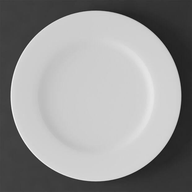 White Pearl talerz na przekąski / talerz baza, , large