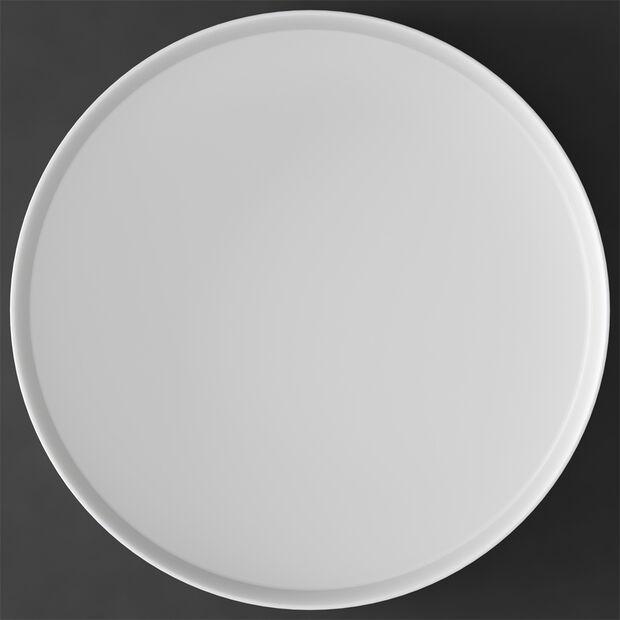 MetroChic blanc Gifts Miska do serwowania / dekoracyjna 33x33x4cm, , large