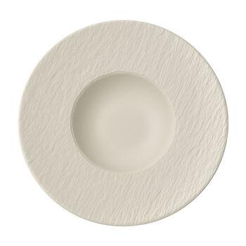 Manufacture Rock blanc Talerz do pasty 28x28x5cm