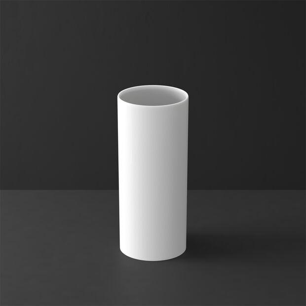 MetroChic blanc Gifts Wazon wysoki 13x13x30,5cm, , large