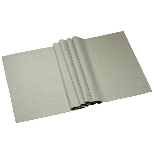 Textil Uni TREND bieżnik zielona mgła 78 50x140cm, , large
