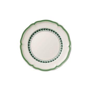 French Garden Green Line talerz śniadaniowy