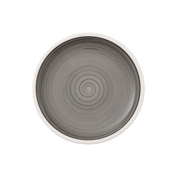 Manufacture gris talerz śniadaniowy, , large