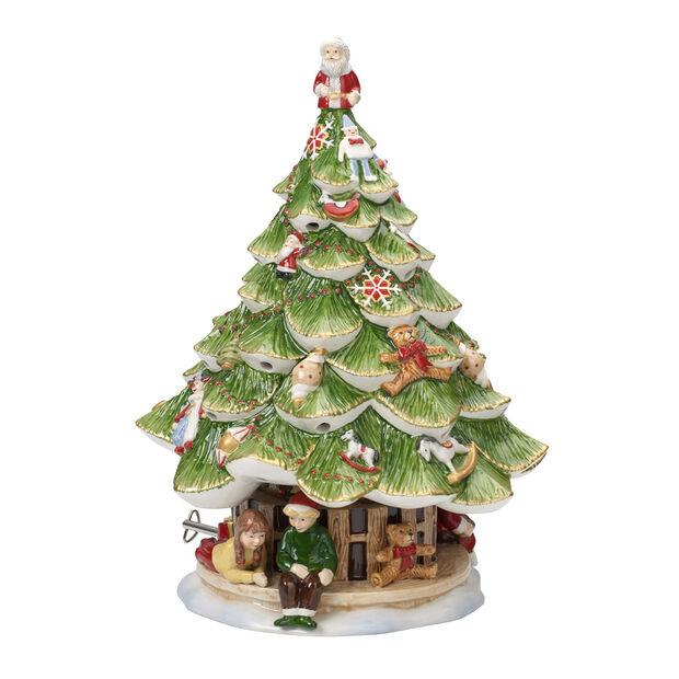 Christmas Toys Memory duża choinka z dziećmi, , large