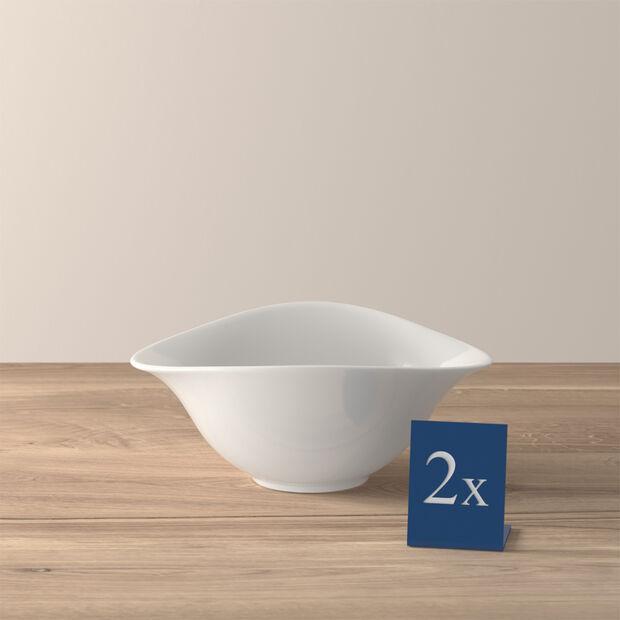 Vapiano zestaw 2misek na sałatki, , large