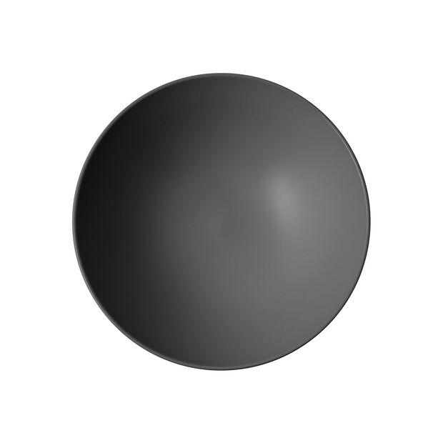 Iconic miska, czarna, 21,5 x 6,5 cm, 1,1 l, , large
