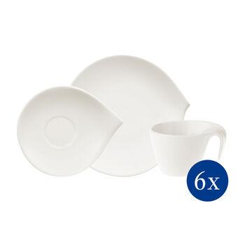 Flow zestaw do kawy 18-częściowy