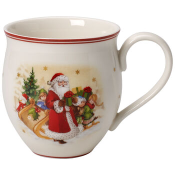 Toy's Delight Mug Santa's gifts