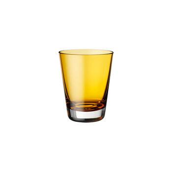 Colour Concept szklanka do wody / long drinków / koktajli amber 108mm